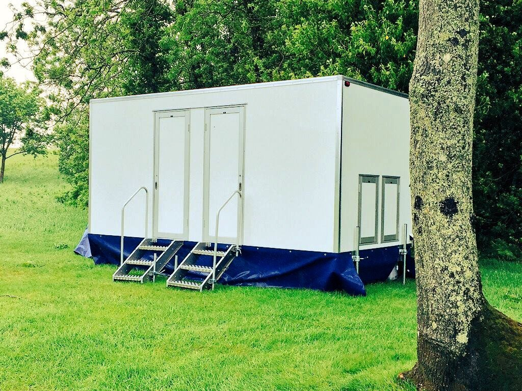Party Small Events Trailer Hire