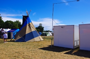 WOMAD Portable Toilets POD