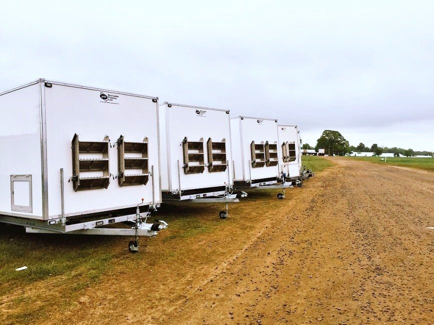 Basingstoke Trailers Showers Events Hire