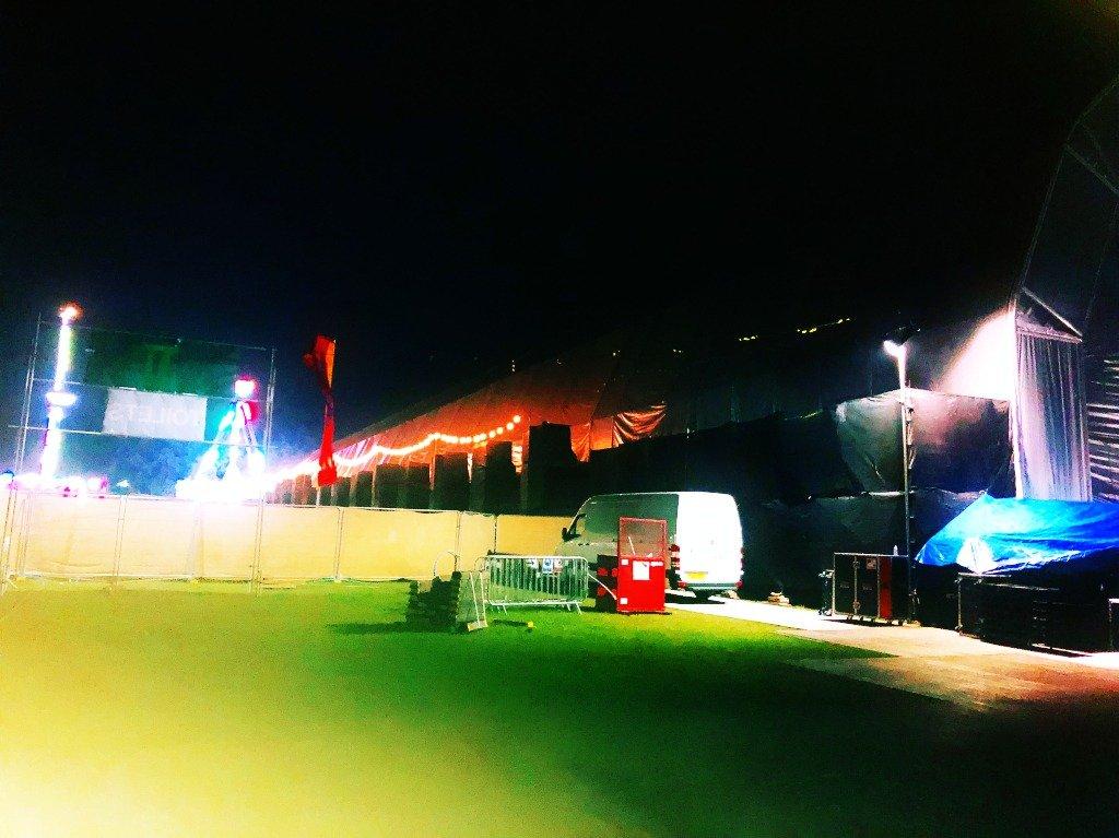 Steelyard Trailers Festival Concert Toilets Rental