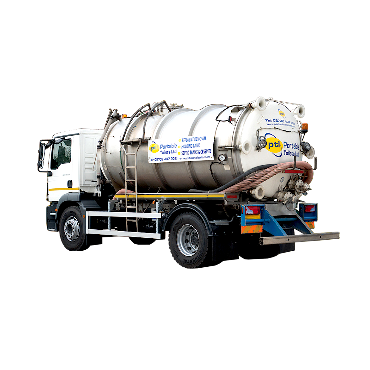 other services of sanitation equipment supply tank empty septic liquid waste